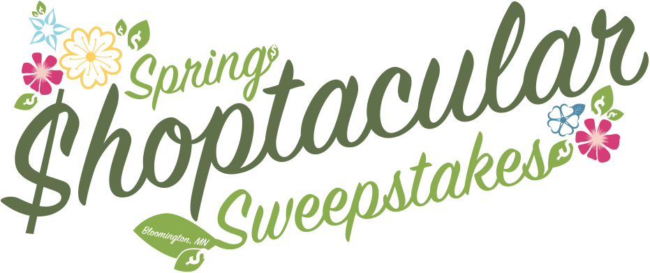 Spring Shoptacular Sweepstakes