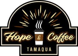 Hope coffee logo 350
