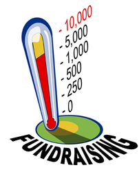 Fundraising thermometer1
