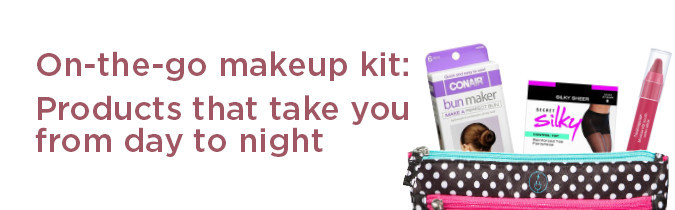 Your on-the-go makeup kit.