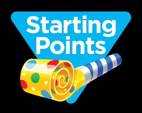 Starting Points Logo