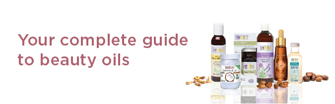 A variety of beauty oils for skin