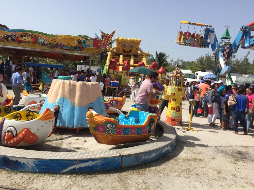 Comuna Evade Responsabilidad En Juegos Mecanicos Campeche Hoy