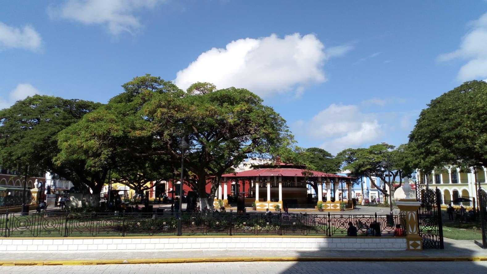 3526a7e3 Hoy se esperan clima caluroso para Campeche - Campeche HOY
