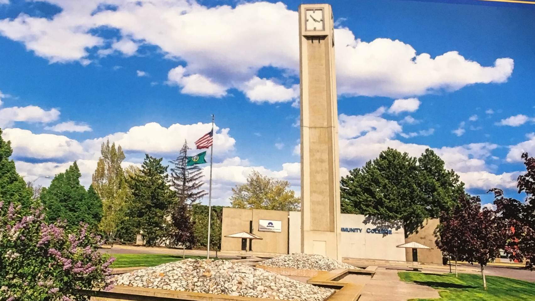 Spokane Community College App