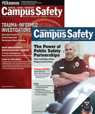Campus Safety Magazine Covers