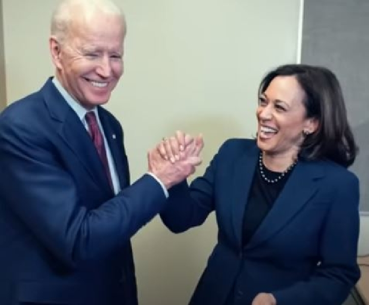 Harris – Biden just announced they are adding 'reparations' to their platform. (campusreform.org)