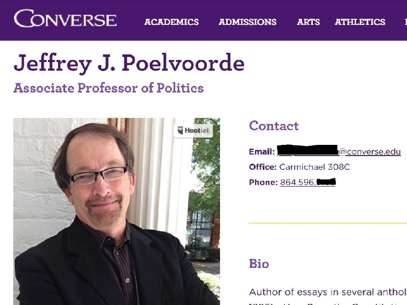 EXCLUSIVE: School backs down, prof who refused diversity training still employed (campusreform.org)