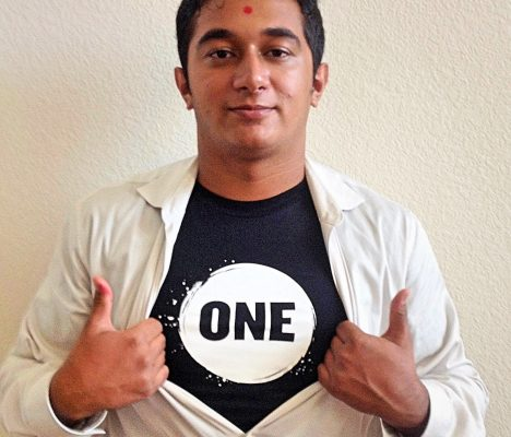 The Power of ONE: ONE Campus Leader Ajay's advocacy this summer