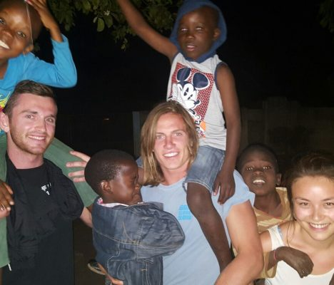 Brien's Semester in South Africa