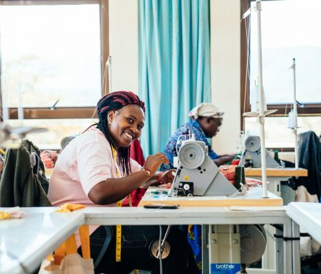 This Texas-based social enterprise is helping empower Kenyan moms