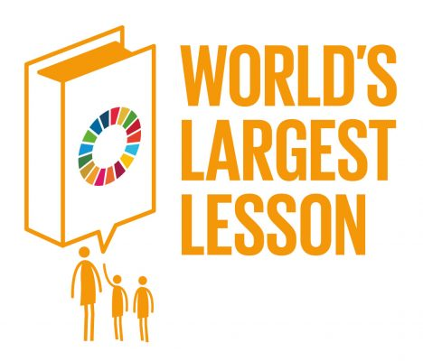 Fall campaign kick-off: World's Largest Lesson