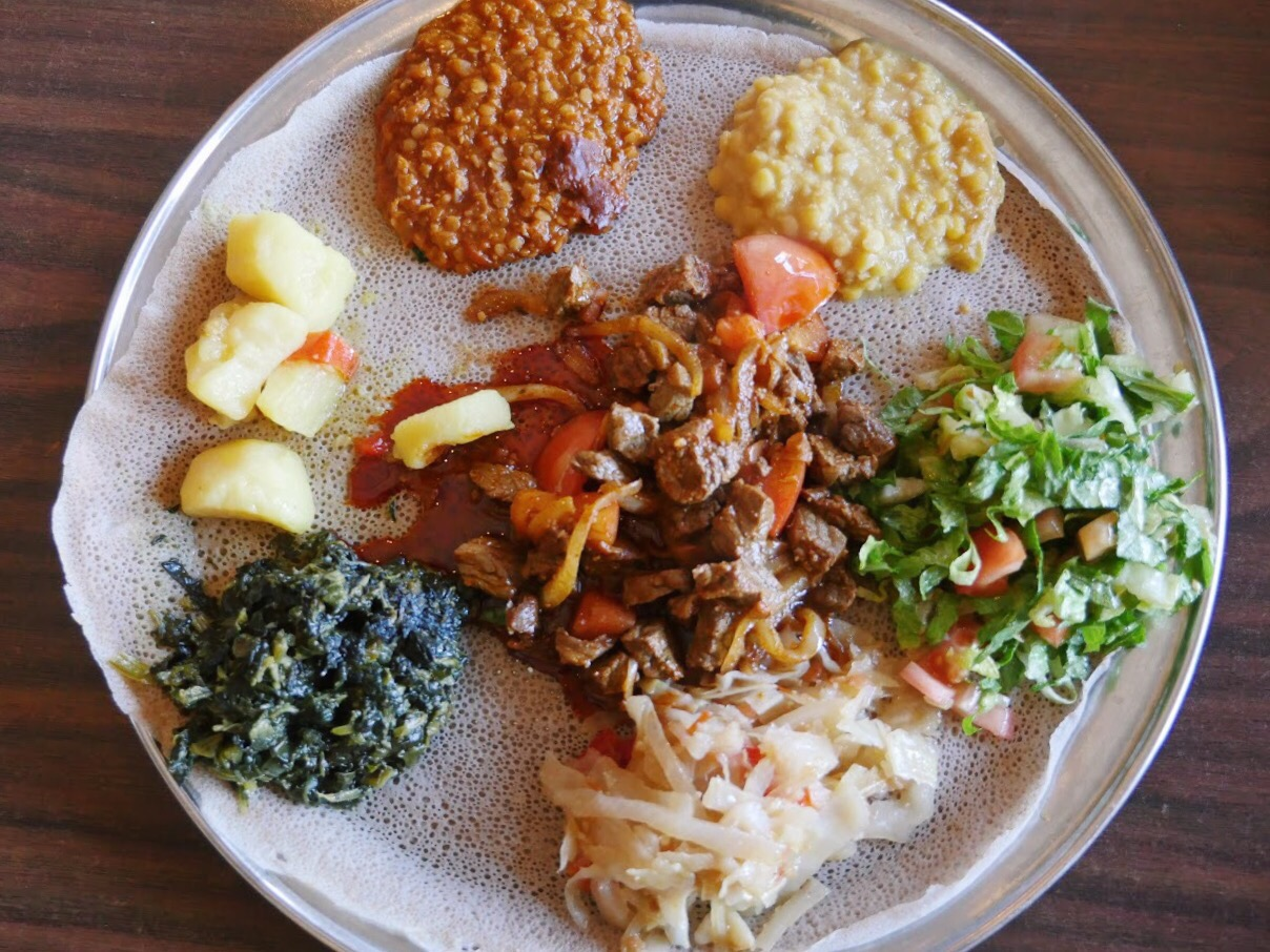 3 African restaurants you need to try in Washington, D.C.