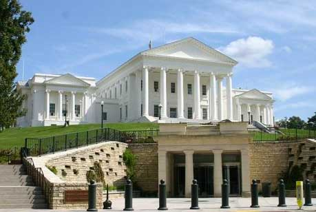 Virginia legislative house