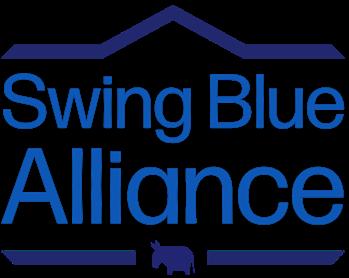 Swing Blue Alliance Logo