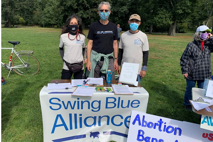 SBA at the Boston Abortion Rights Rally