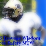 Class 2014: Trevelle Wisdom powers his way to becoming a rising star