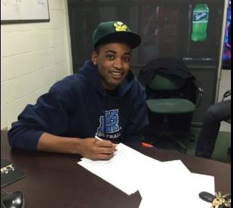Local recruit appeals to Golden Bears' bright future