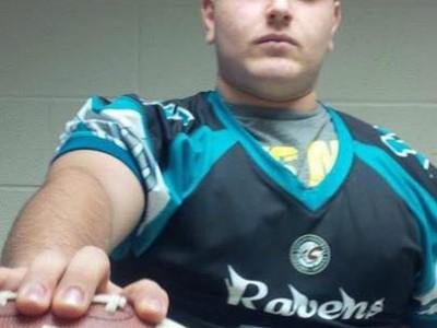 Ravens Standout Luka Mlinarevic