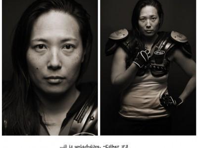 Esther Hong, courtesy of Candice Ward Photography