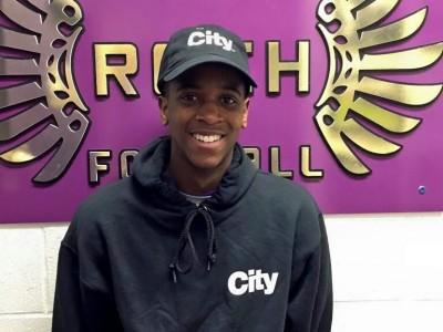 Ravens' quarterback Rose wins City TV's Athlete of the Week