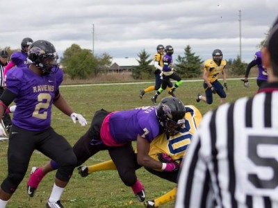 """Brampton recruit determined to """"see the field"""" early on at Bishop's (VIDEO)"""