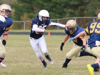 LB Crittenden looks to take CFC50 No. 1 spot with team