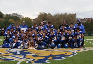 #CFC50 high school previews (ON): St. Maximillian Kolbe Mustangs