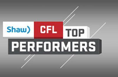 SHAW CFL top performers (14): Wilder Jr., Adams and Davis