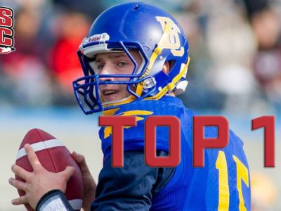 FRC – CIS Top 10 [1]: Reigning Vanier Cup champion UBC opens at No. 1