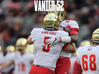 2016 Vanier Cup: Laval gets their 9th National title!