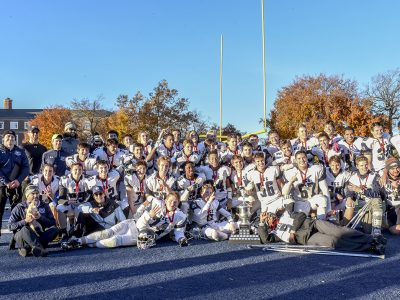 #CFC10 Non-public RANKINGS (12): UCC does it again, fourth title in a row