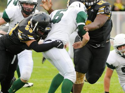 #CFC100 DT Benson confident as could be