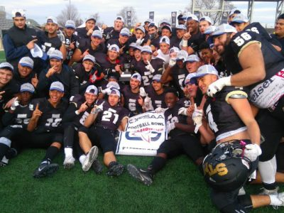 OFSAA Football Bowl Recap (Eastern Bowl): #CFC50 St Thomas More dominates en route to their second straight OFSAA title