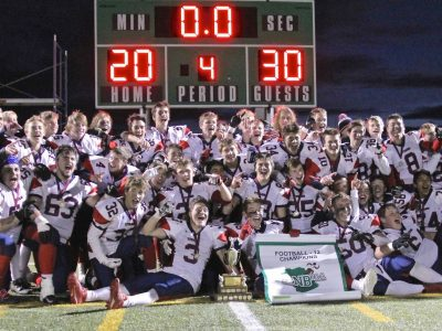 WOLFE: Tantramar's long winning tradition