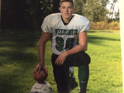 Fox 40 Prospect Challenge (West Coast): DE Dodd uses football as an outlet