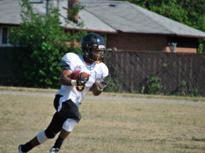 Fox 40 Prospect Challenge (Central): RB/SB Bediako searching for more exposure