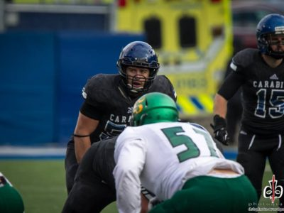 Path to the draft: Alex Cromer-Emonds' pursuit of two passions