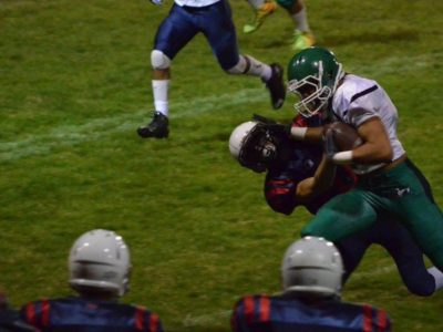CFC100 Stevenson strives for greatness on the gridiron