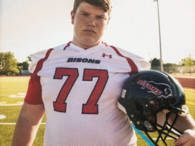 Fox 40 Prospect Challenge (Central): OL Whetter loves being a protector on the gridiron