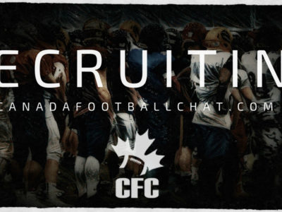 Recruiting Wrap (6): CanWest racks up multiple CFC100 commits