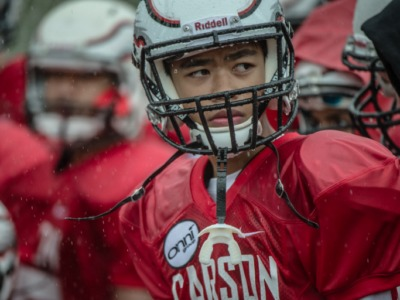 """Fox 40 Prospect Challenge (West Coast): DB Balucos ready to """"ball out"""" with fellow teammates"""
