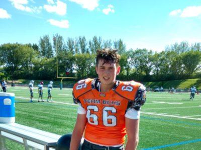 #66 Kevin Morrison, Team BC in Saskatoon