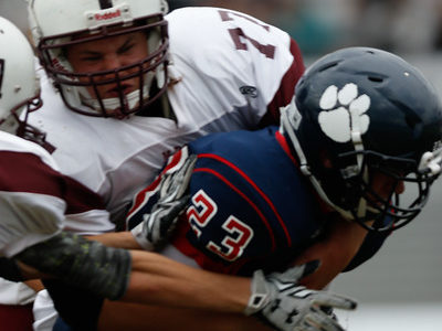 Fox 40 Prospect Challenge (West Coast): DL Heaton has played all over the line