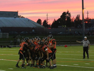 Fox 40 Prospect Challenge (West Coast): Football more than an obsession for DL Aurora