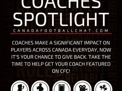 Coaches Spotlight: Nominate your coach today!