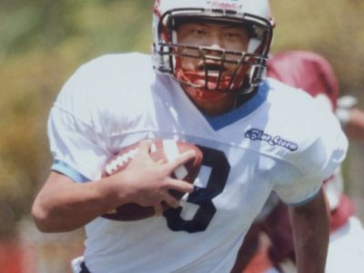 Fox 40 Prospect Challenge (West Coast): RB/LB Tashimoto brought football spirit from Japan