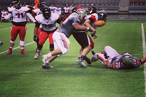 CFC100 James has perfect blend of power and athleticism