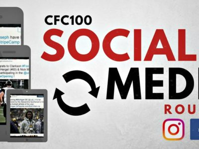 CFC100 Social Media Roundup: Chase Brown has top two MAC programs competing off the field; Joseph receives first offer from south of the border