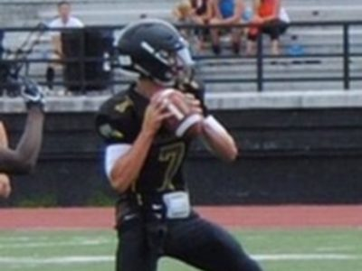 "CFC100 QB McGriskin says, ""this is just the beginning"""
